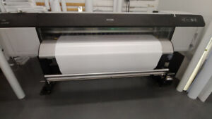 Epson Stylus PRO GS6000 roll to roll printer for sell