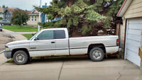 3/4 ton for hire