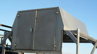PRE-OWNED * CUSTOM BUILT* SERVICE UNIT/WORK CANOPY