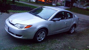 New MVI NEEDS nothing. 2005 Saturn Ion back suicide doors