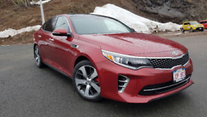 Save $10,000.00 Dealer Demo Turbo Charged Optima SX 2.0L 2016