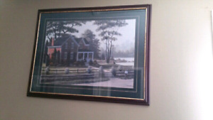 Beautiful living room picture.
