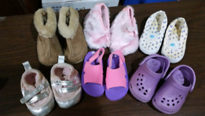 Size 3 baby shoes