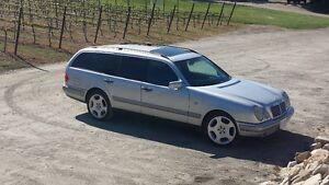 1997 Mercedes E-240 Wagon RHD