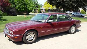 1997 Jaguar XJ Vandenplas Sedan