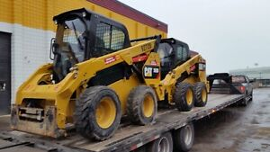 Equipment Hauling to Alberta-BC-Manitoba-Saskatchewan-Yukon