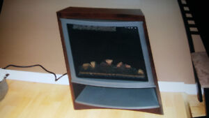 ELECTRIC FIREPLACE for sale..delivery included!