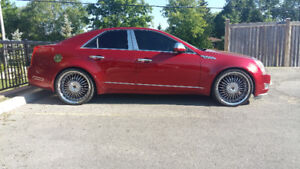 2008 cadillac cts 3.6 direct injection bunch of upgrades