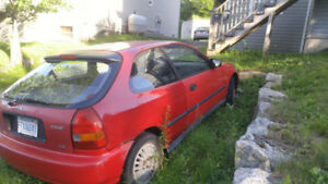 1997 Honda Civic Hatchback for sale