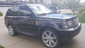 2006 Range Rover Sport Super Charged NO ACCIDENTS