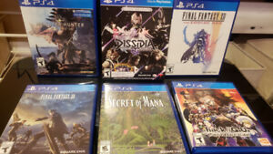 PS4 + 9 Games + 2 Controllers
