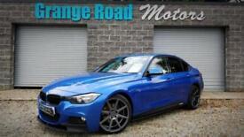 2013 63 BMW 3 SERIES 2.0 320D M SPORT 4D AUTO 181 BHP *REVERSE CAMERA* DIESEL