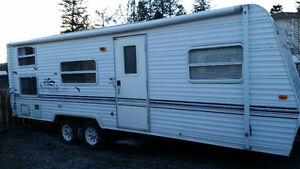 1999, 26 Foot with bunks, Springdale by Keystone Travel Trailer
