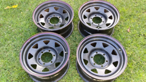 """Toyota 6 Stud 16"""" Mags East Cannington Canning Area Preview"""