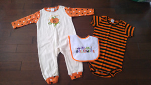 Baby Halloween Clothes (6-12 months)
