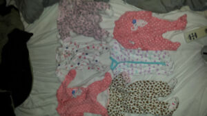Girl preemie clothes