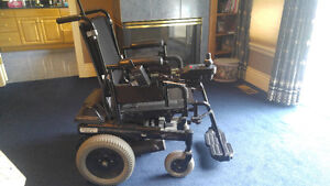 Electric Wheelchair - Mint Condition