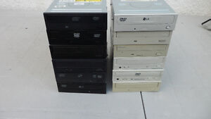 12 DVD Drives $10 each or ALL $60