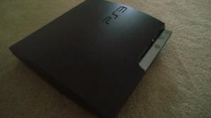 Jailbroken Playstation 3 Slim 160GB