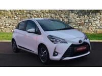 2020 Toyota YARIS HATCHBACK 1.5 VVT-i Y20 5dr (Bi-tone) Hatchback Petrol Manual
