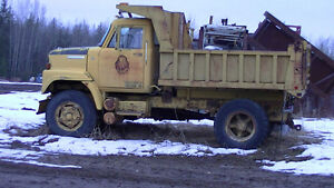International Harvester 1975 Working Condition