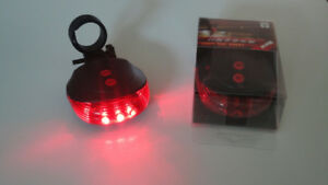 Quality Laser Bike Light with Laser Lane !