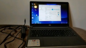 """DELL INSPIRON 15.6"""" / touch screen /8GB /1TB HDD"""