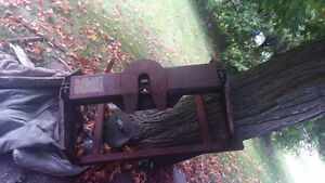 Owens 5th Wheel Trailer Hitch