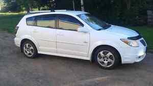 2007 Pontiac Vibe Hatchback senior owned