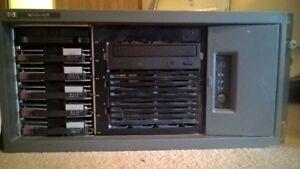 HP Proliant ML320 G5 Ready to Go