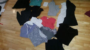 Lot of small and medium mat clothing