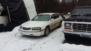2004 impala runs n drives $1000 obo