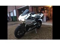 Ducati 848 2010 Only 9.500 Miles !!