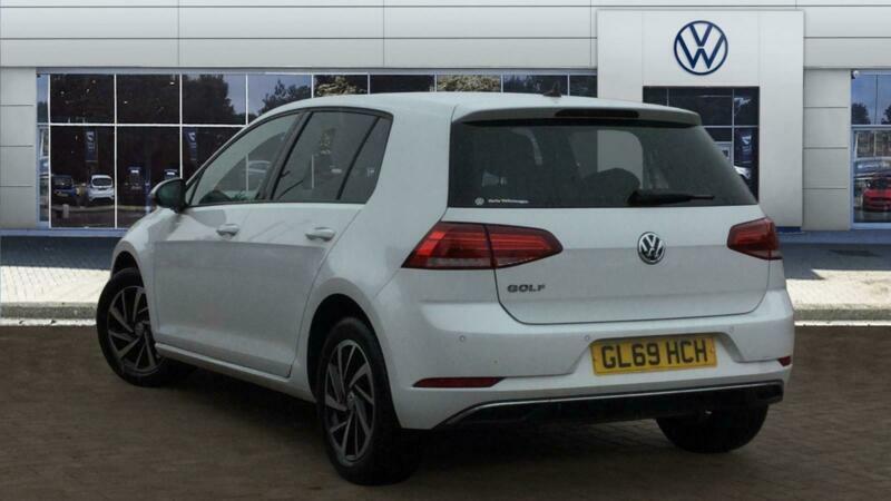 2019 Volkswagen Golf 1.0 TSI 115 Match Edition 5dr Petrol Hatchback Hatchback Pe