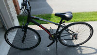 21 Speed Hybrid Bike