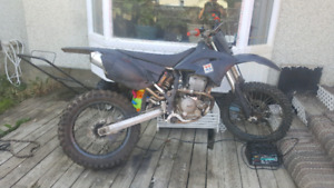 2009 midwest nrg250f