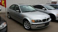 2004 BMW 3-Series 325XI / AWD AUTO LEATHER SUNROOF