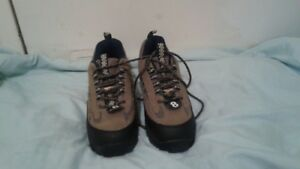 New Oil Resistant Steel Toe Shoes size 8 (men work shoes)