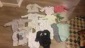 3-6 and 6-12 month lot