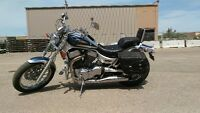 2003 Suzuki Intruder 1400- Needs to go!