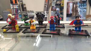 NEW lego compatible marvel super heroes