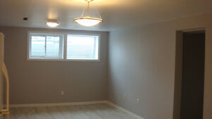 Fantasticwest end one bedroom basement suite- utilities included