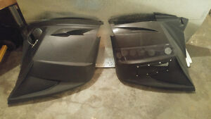 Ski doo rev side panels