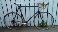 Vintage Fred Deeley Cycles Apollo Road Bike