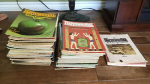 Harrowsmith Magazines (1-67)