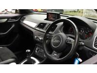2012 Audi Q3 2.0T FSI (170) Quattro S Line Manual Petrol Estate