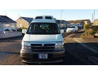 2000 X NISSAN ELGRAND MOTORHOME.ONLY 15000 MILES.FRESH IMPORT.MAGICAL VEHICLE.