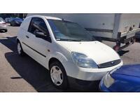 2004 Ford Fiesta 1.4 TDCI * EX BT COMPANY VAN *