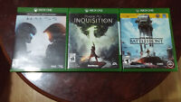 500 GB Xbox One System with Halo 5 + 2 More Games