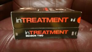 Série In Treatment de HBO - DVD